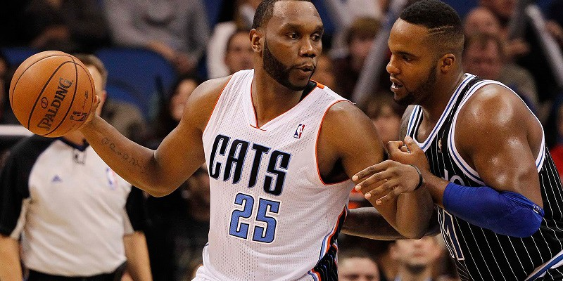 NBA: Charlotte Bobcats at Orlando Magic