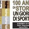 100 anni sport
