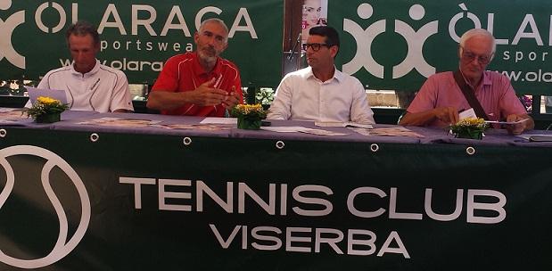 conferenza tennis
