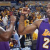 Los Angeles Lakers v New Orleans Hornets - Game Three
