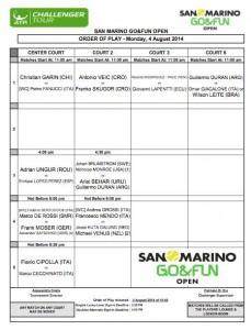 programma tennis