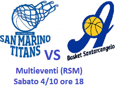 san marino titans vs angels