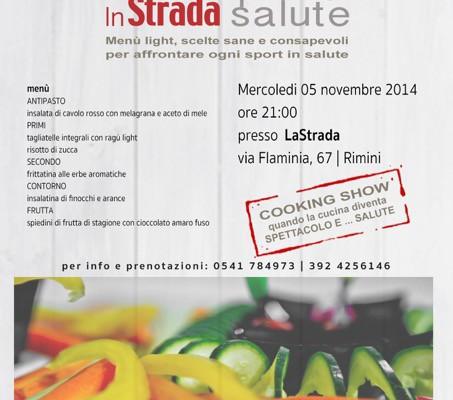 volantino 'InStrada Sport & Salute'